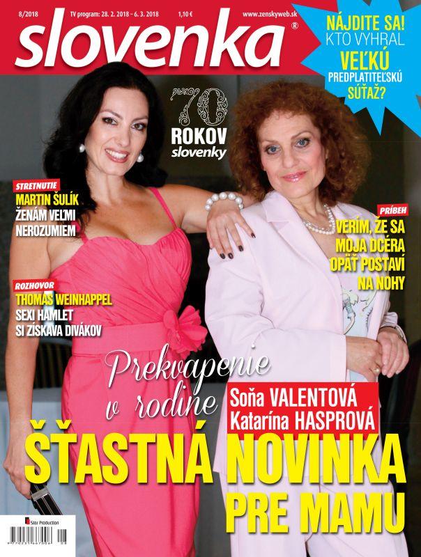 Slovenka 08 - 2018