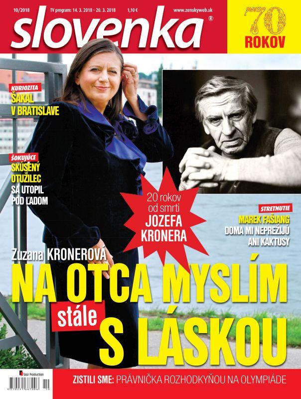 Slovenka 10 - 2018