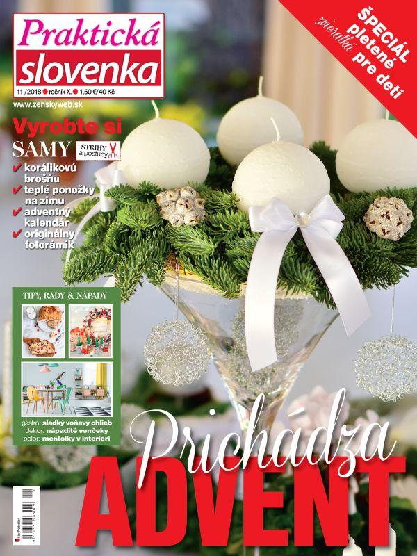 Praktická Slovenka 11 - 2018