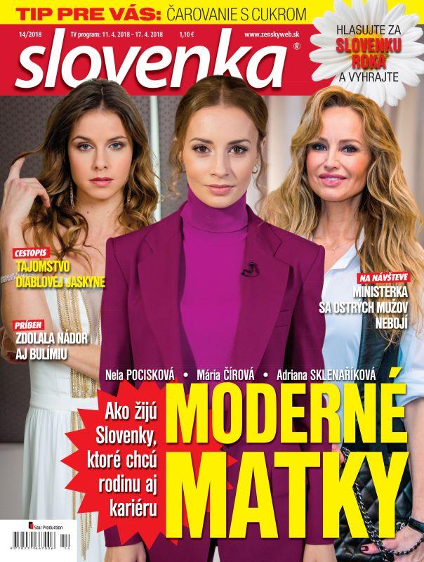 Slovenka 14 - 2018