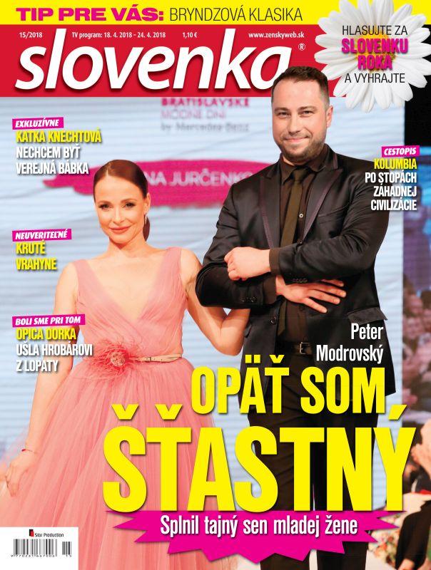 Slovenka 15 - 2018