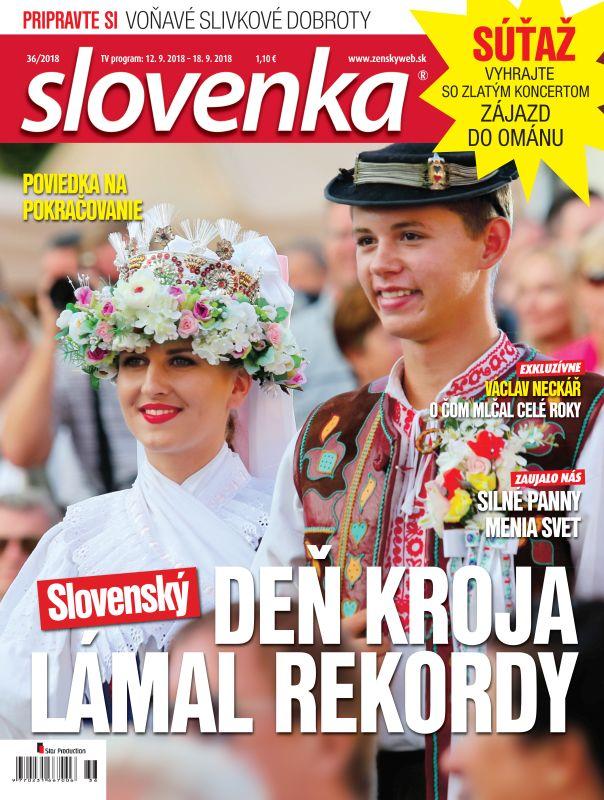 Slovenka 36 - 2018