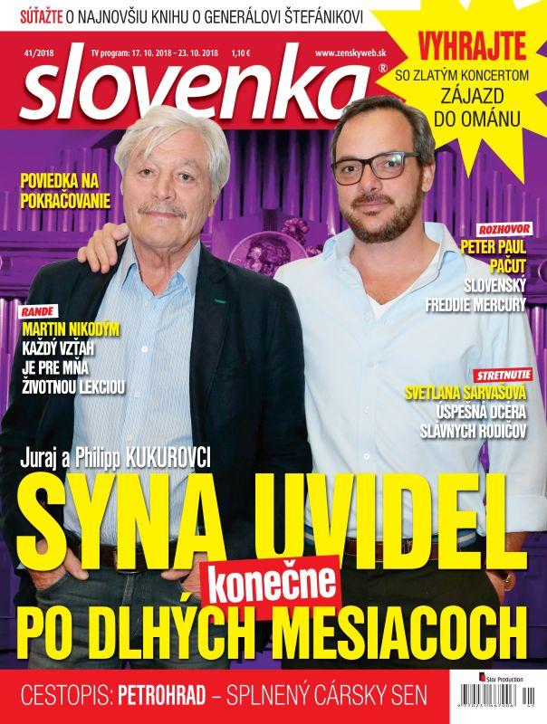 Slovenka 41 - 2018
