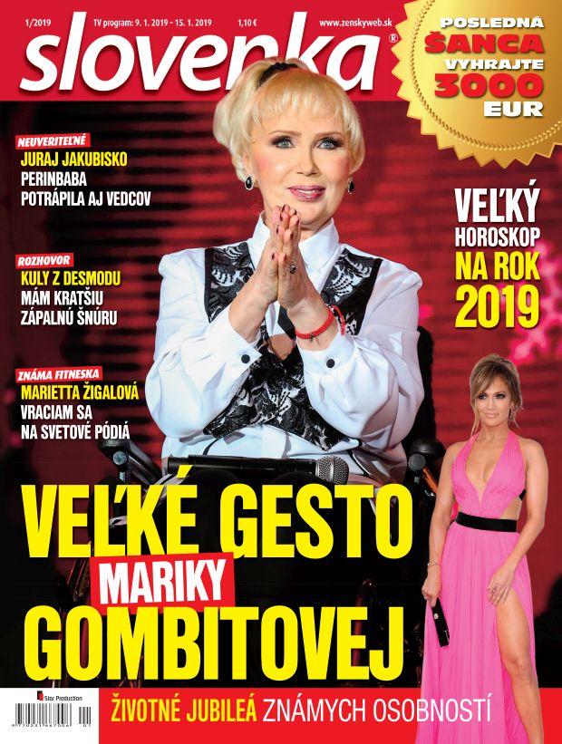 Slovenka 01 / 2019