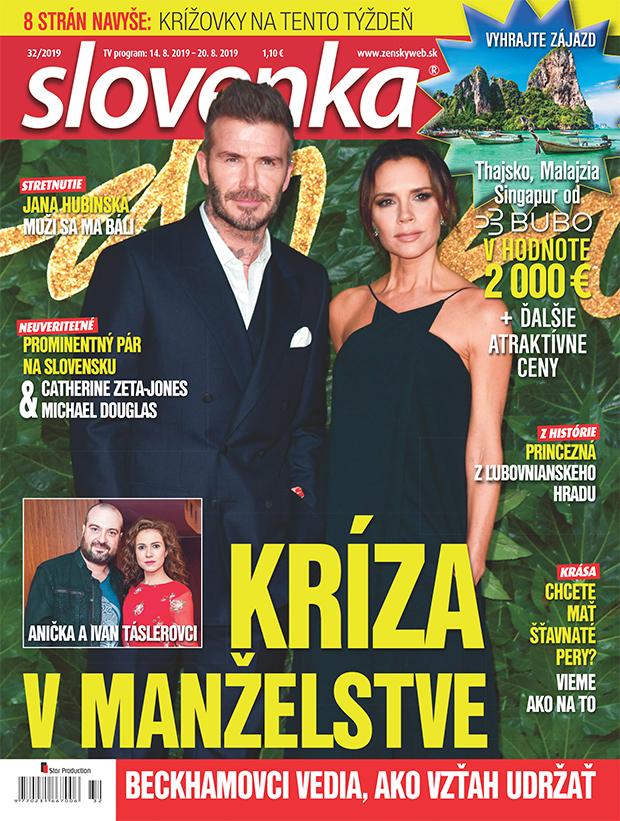 Slovenka 32 / 2019