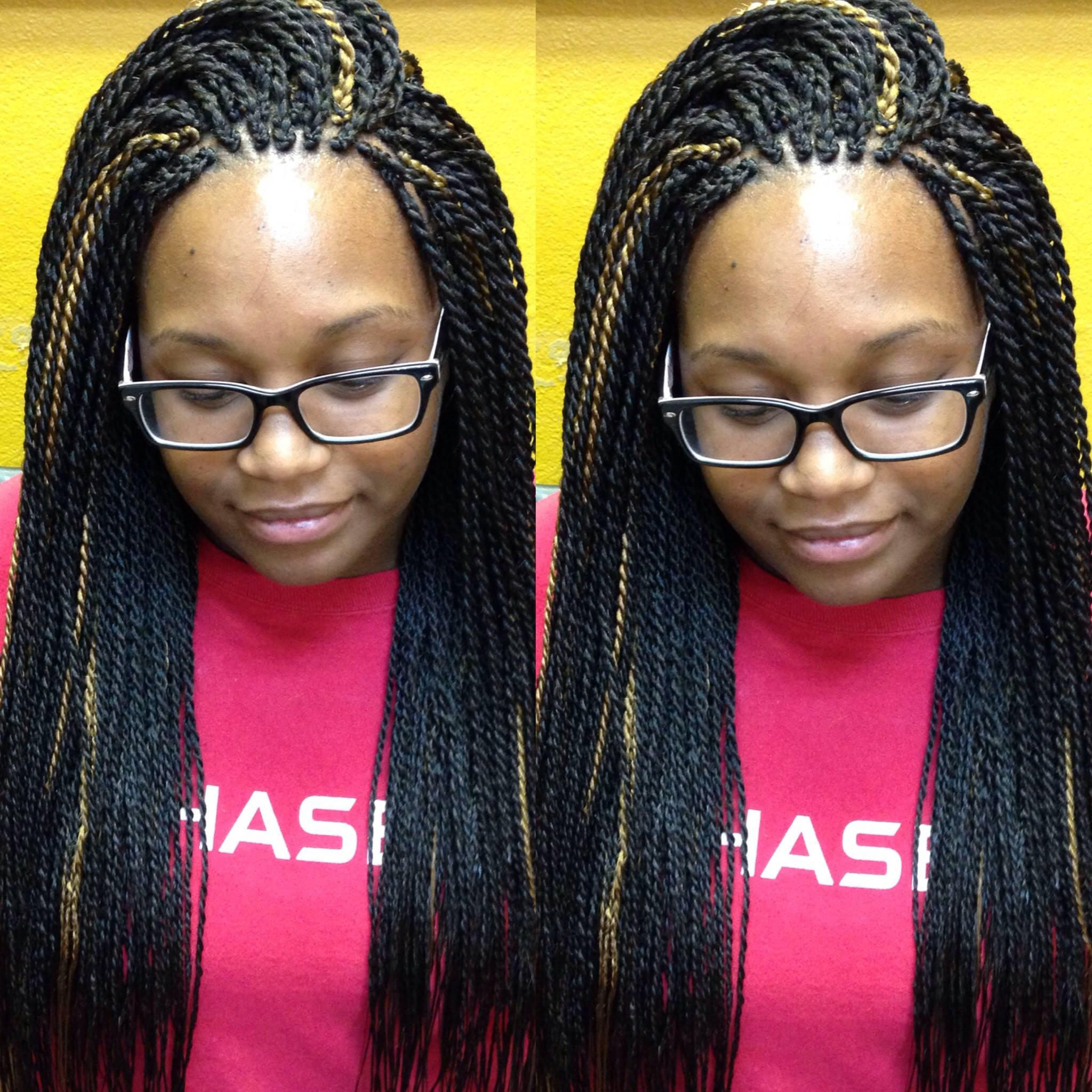 Medium Sized Twist Braids Find Your Perfect Hair Style
