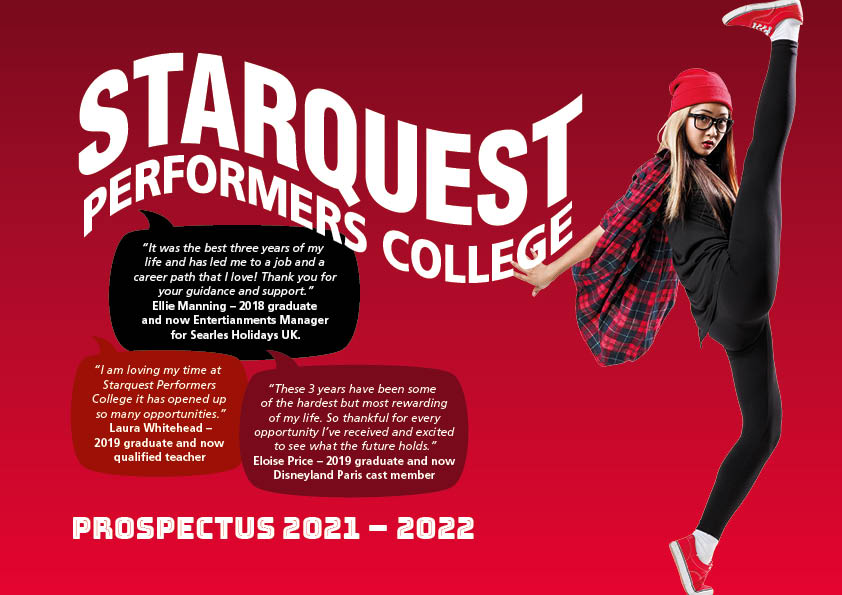 Download our 2021-22 Prospectus