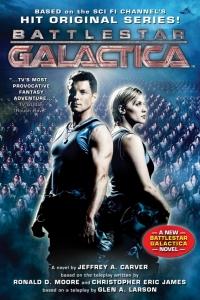 Battlestar Galactica by Jeffrey A. Carver