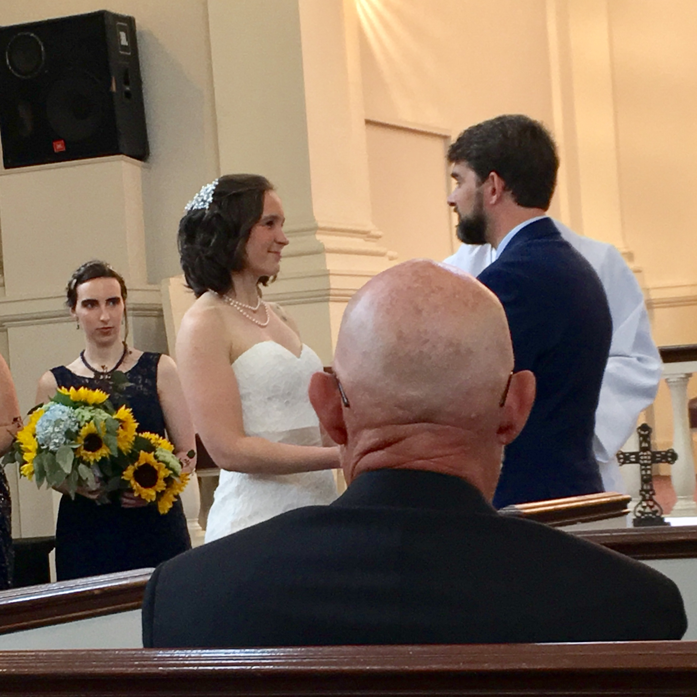 Lexi and Connor Are Married!