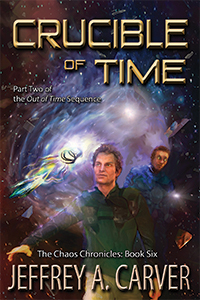 Crucible of Time by Jeffrey A. Carver