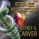 Audiobook cover art - Strange Attractors
