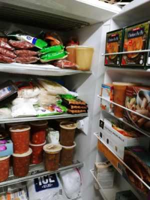 Freezer ready for Virageddon