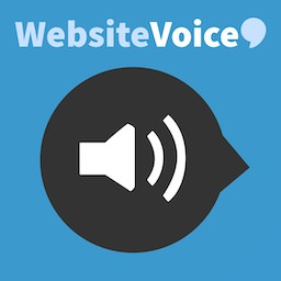 WebsiteVoice icon