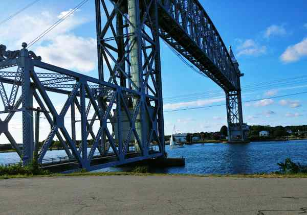 Cape Cod Railroad Bridge