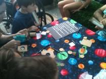 making 'scopes at the 1st mini maker faire