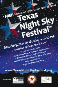 Texas Night Sky Festival | Starry Sky Austin
