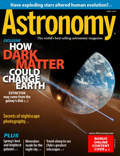 Starry Sky Austin in April Issue of Astronomy Magazine | Starry Sky