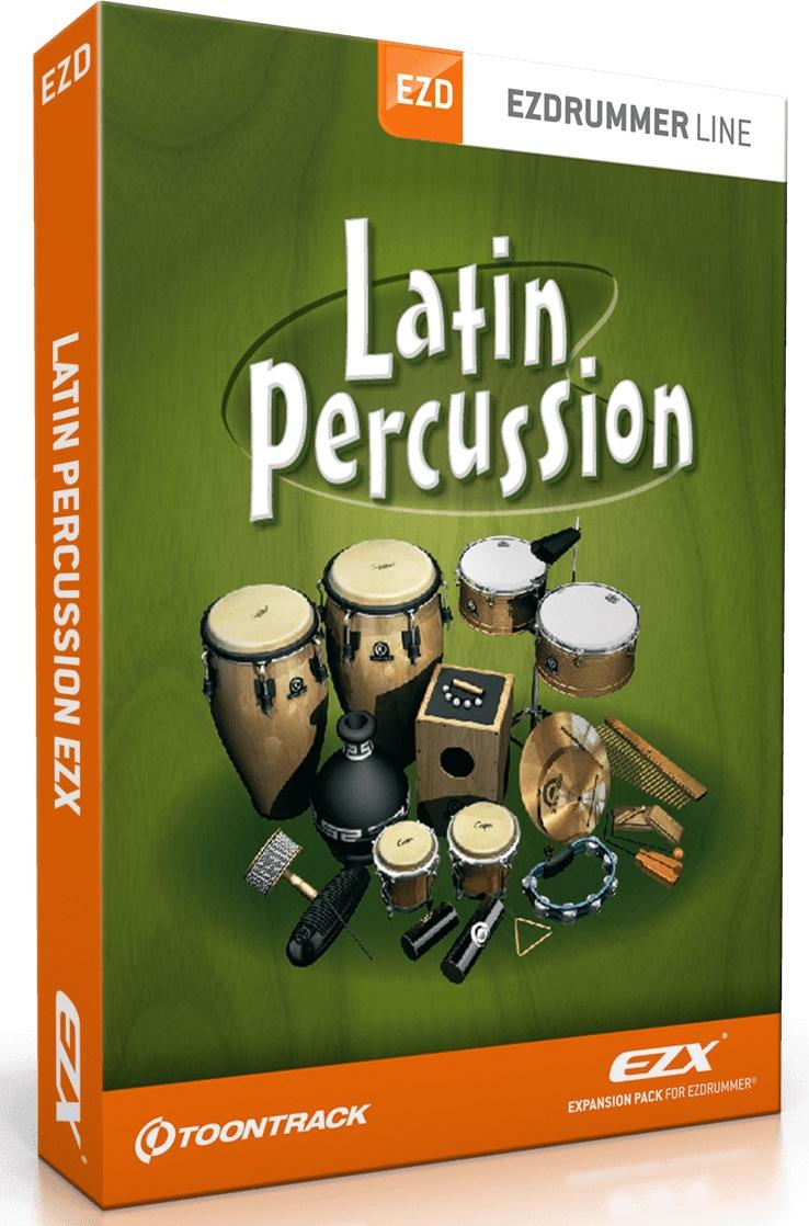 Toontrack Latin Percussion Ezx Sound Bank