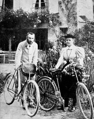 Pierre Marie Curie