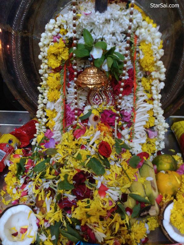 Shiva Pooja during Mahashivratri