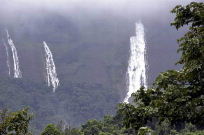 Siruvani water falls Coimbatore