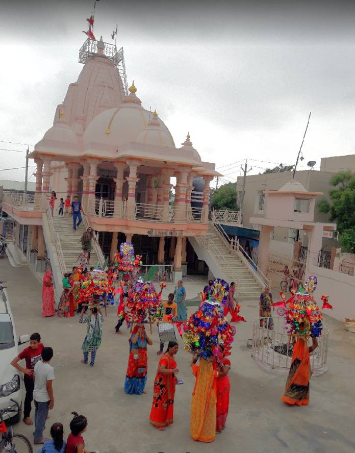 Dashama temple