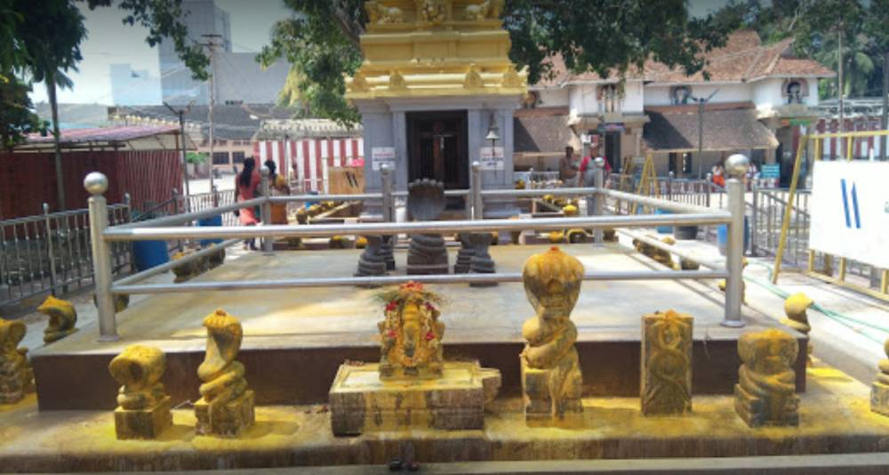 Nagarajar temple