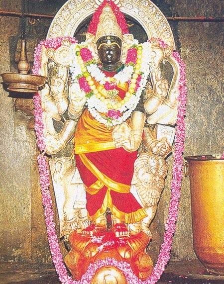 Pateeswaram Durga