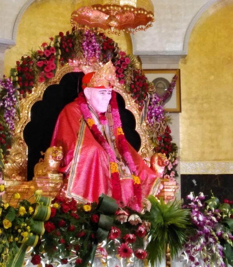 Shirdi Sai Baba temple, Sodepur Kolkata