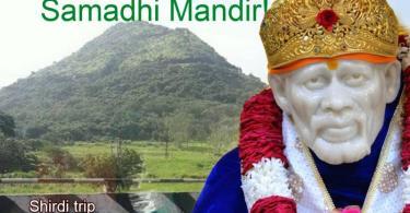 Darshan in Samadhi Mandir