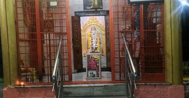 Sai Baba Mandir in Gulbarga