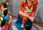Shirdi Saibaba Navratri Golu Statue