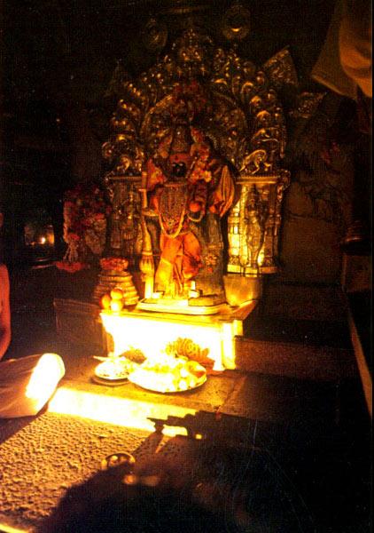 Mahalakshmi Kolhapur kiranotsav