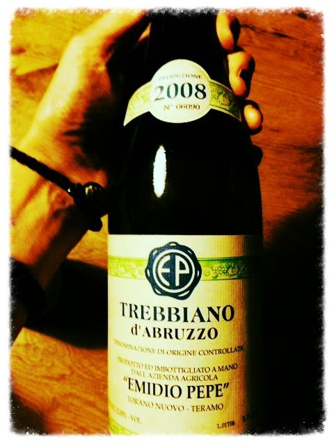 Emidio Pepe Trebbiano d'Abruzzo 2008