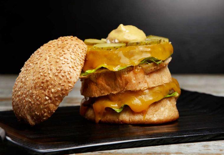 Barcelona hamburger