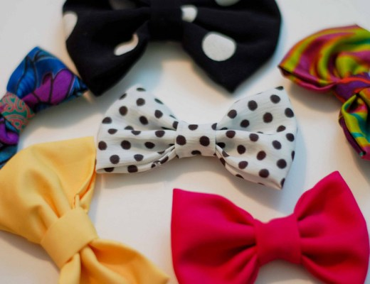 diy simple easy bow