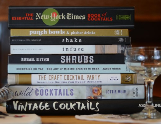 best cocktail recipe books