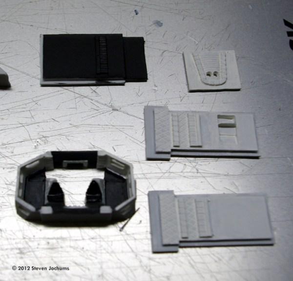 Starship Modeler - Building Stargazer's Discovery