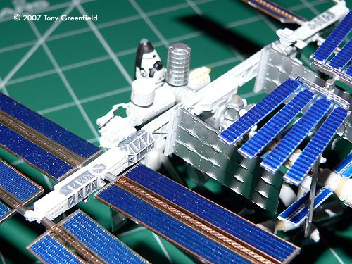 Starship Modeler - Takara 1/700 ISS