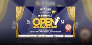 MOODe Panti Open MIC Comedy Show