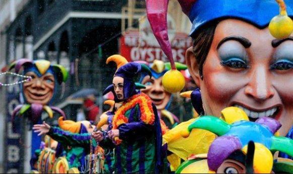 Mardi Gras Houston 2019