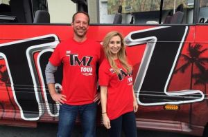TMZ Hollywood Celebrity Tour