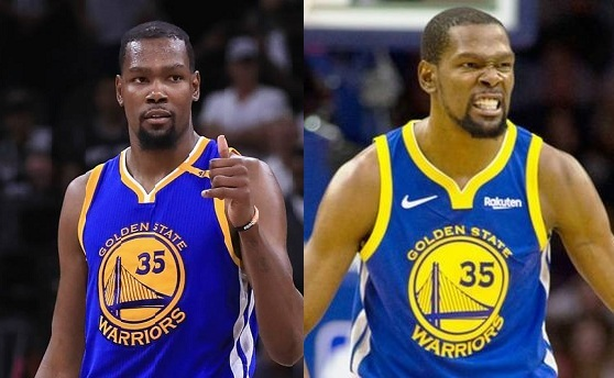 Kevin Durant Height