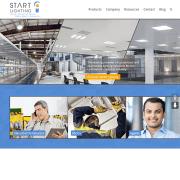 start-lighting-website