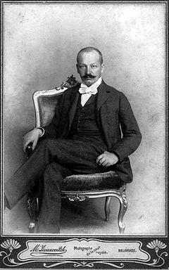 Паја Јовановић (1859 – 1957)