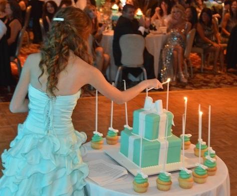 mitzvah candle lighting poem script