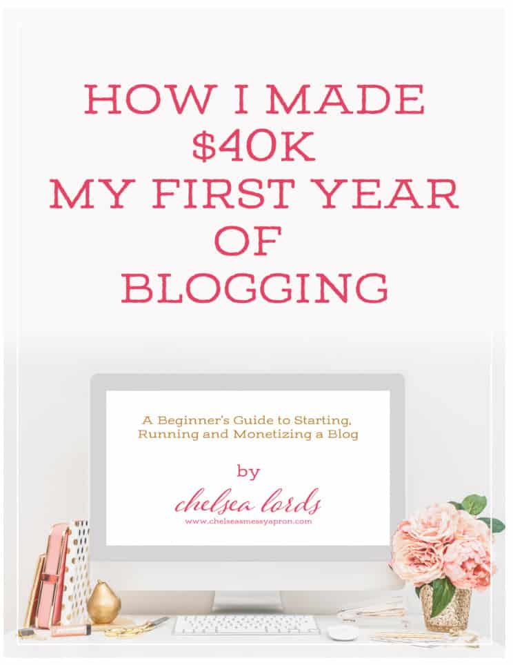 How I made 40K First Year of Blogging