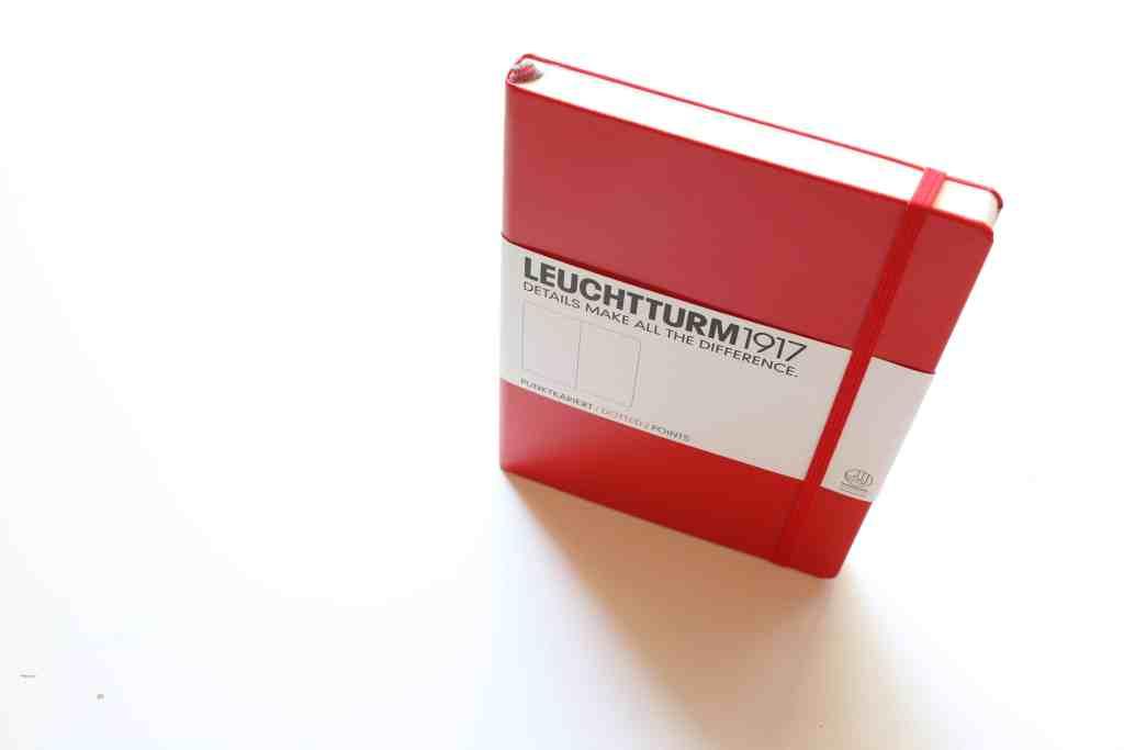leuchtturm1917 bullet journal www.startamomblog.com