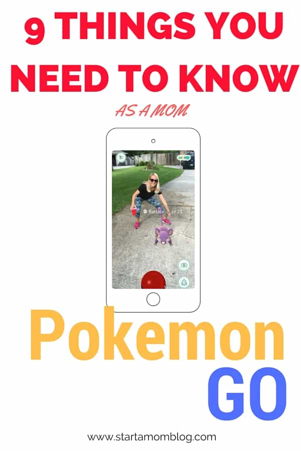 pokemon go what you need to know as a mom