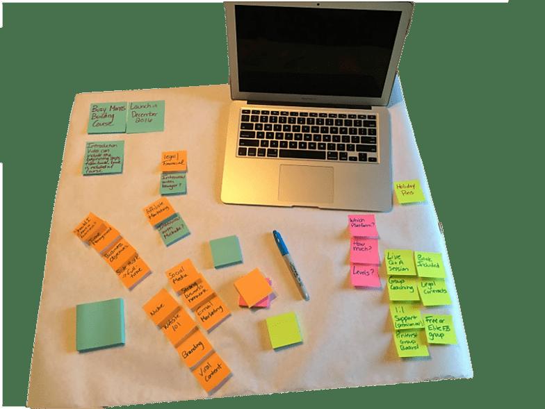 90 blog plan